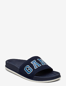 Beachrock Sport Sandal - pool sliders - marine