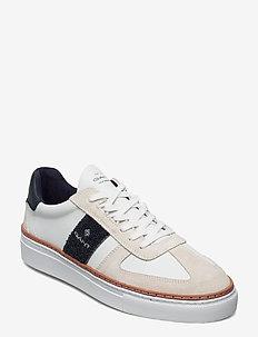 Mc Julien Sneaker - low tops - white/marine