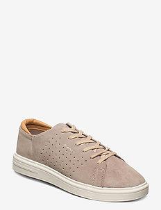 Fairville Low lace shoes - low tops - elephant brown