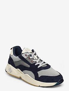 Nicewill Sneaker - MARINE/SLEET GRAY