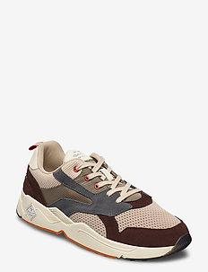 Nicewill Sneaker - low tops - truffle brw./dry sand