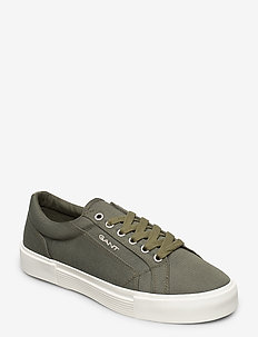 Champroyal Low laceshoes - low tops - leaf green