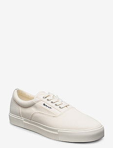 Champroyal Low laceshoes - lav ankel - off white