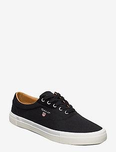 Sundale Low lace shoes - låga sneakers - black
