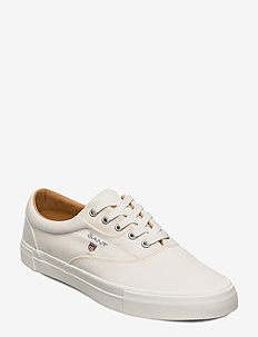 Sundale Low lace shoes - låga sneakers - off white