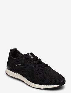 Brentoon Sneaker - låga sneakers - black