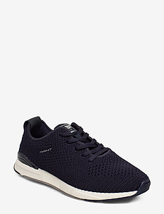 Brentoon Sneaker - låga sneakers - marine
