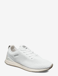 Brentoon Sneaker - lave sneakers - white