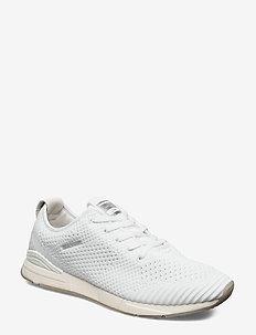 Brentoon Sneaker - WHITE