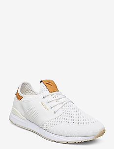Brentoon Sneaker - låga sneakers - white