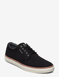 Prepville Sneaker - BLACK