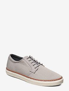 Prepville Sneaker - lav ankel - sleet gray