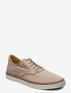Prepville Sneaker - low top sneakers - dry sand