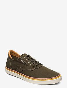 Prepville Sneaker - low tops - leaf green