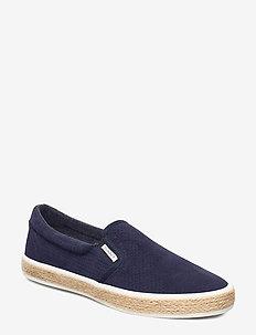 Primelake Slip-on shoes - espadrilles - marine