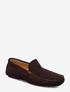 Nicehill Moccasin - loafers - dark brown