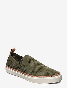 Prepville Slip-on shoes - LEAF GREEN