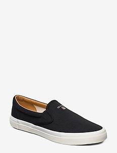 Sundale Slip-on shoes - BLACK