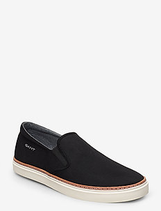Prepville Slip-on shoes - chaussures slip-ons - black
