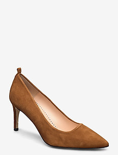 Betty Pumps - classic pumps - cognac