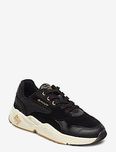 Nicewill Running low - låga sneakers - black