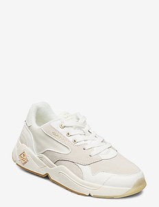 Nicewill Running low - sneakers med lav ankel - bright white/off white
