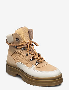 Windpeak Mid lace boot - snøresko - multi beige