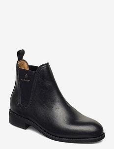Ainsley Chelsea - chelsea boots - black