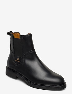 Ashleyy Chelsea - chelsea boots - black
