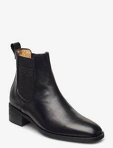 Dellar Chelsea - chelsea boots - black