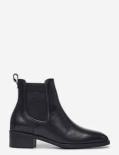 Dellar Chelsea - chelsea støvler - black