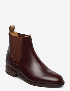 Fayy Chelsea - chelsea boots - sienna brown