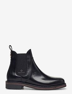 Maliin Chelsea - chelsea støvler - black