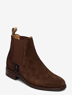 Fayy Chelsea - chelsea boots - dark brown