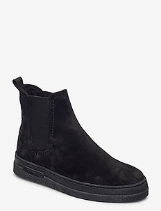Breonna Chelsea - chelsea boots - black
