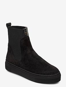 Vanna Chelsea - chelsea boots - black