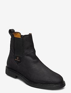 Ashleyy Chelsea - chelsea støvler - black