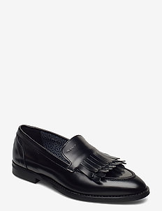 St Beeton Moccasin - loafers - black