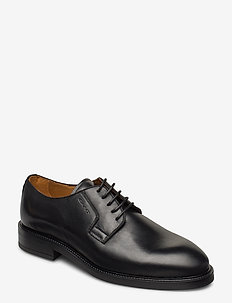 Flairville Low laceshoes - snøresko - black