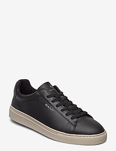 Mc Julien Cupsole low - lav ankel - black