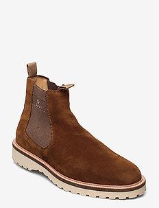Roden Chelsea boot - chelsea boots - cognac