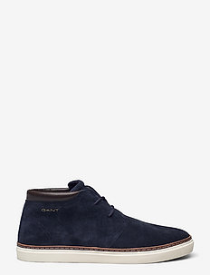 Prepville Mid lace boot - desert boots - marine