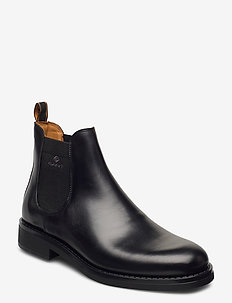 Brookly Chelsea - chelsea boots - black