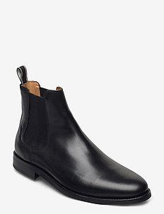Sharpville Chelsea - chelsea boots - black