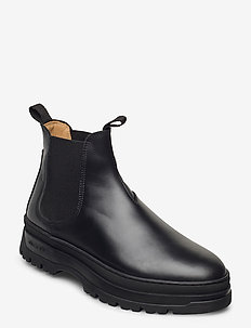 St Grip Chelsea - chelsea boots - black