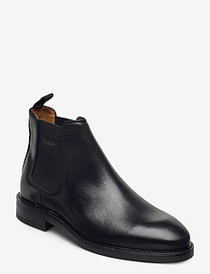 Flairville Chelsea - chelsea boots - black