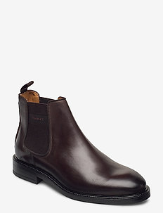 Flairville Chelsea - chelsea boots - dark brown