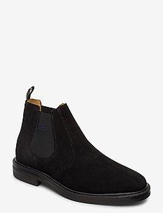 Kyree Chelsea - chelsea boots - black