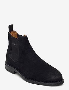 Flairville Chelsea - chelsea boots - black