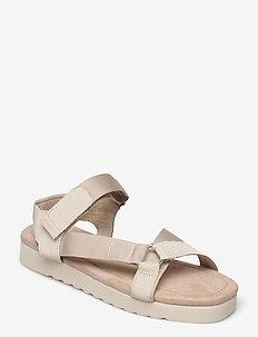 Janeen Sport Sandal - flat sandals - putty cream beige